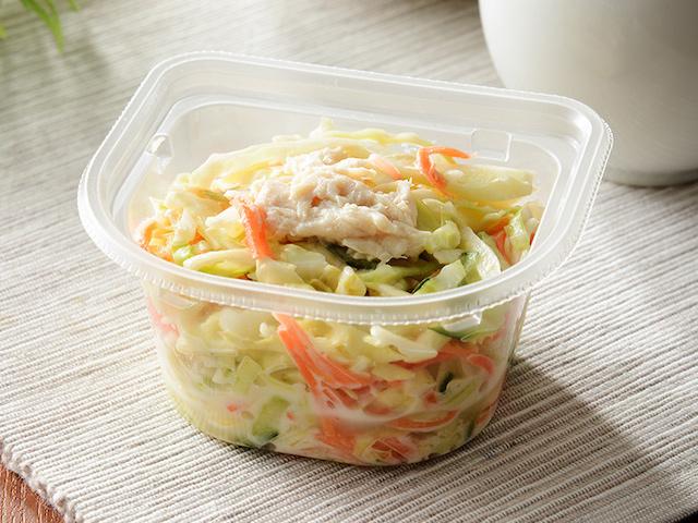 蒸し鶏のコールスローサラダ.jpg