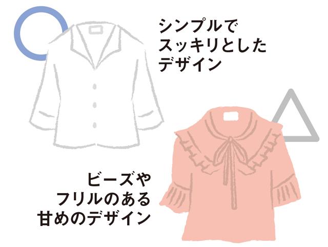 カットソー、ブラウス...4つのアイテム別「捨て時服」の見極め方