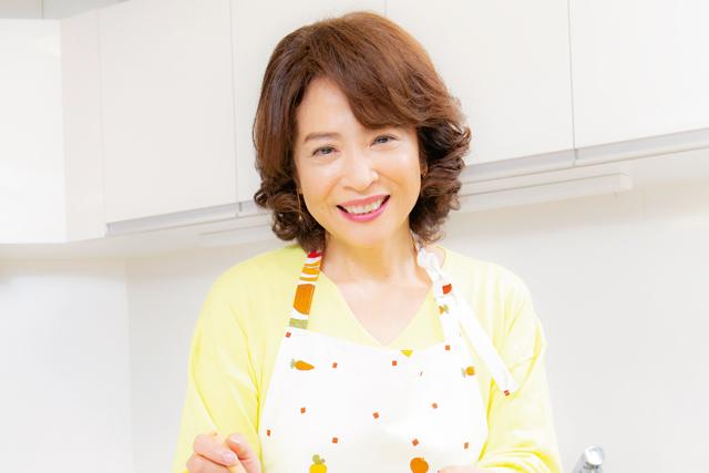 女優・中田喜子さんが休日に楽しむ「特製・にら入りたこ焼き」レシピ