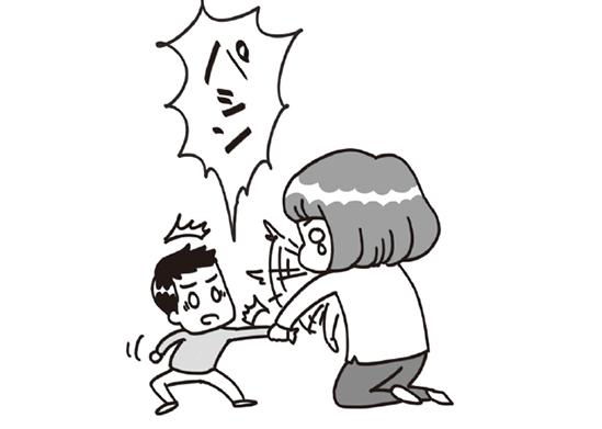 「私、虐待してる...?」母親みんな怒りたくない/子どもを叱りつける親は失格ですか?(4)