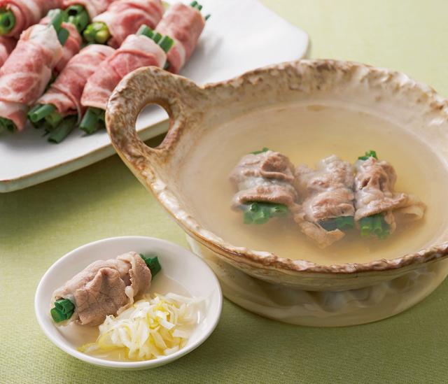 ねぎをWで摂れる「ねぎのしゃぶ鍋」が最高♪「酢ねぎ」レシピ3選/ねぎで血液サラサラ、風邪予防