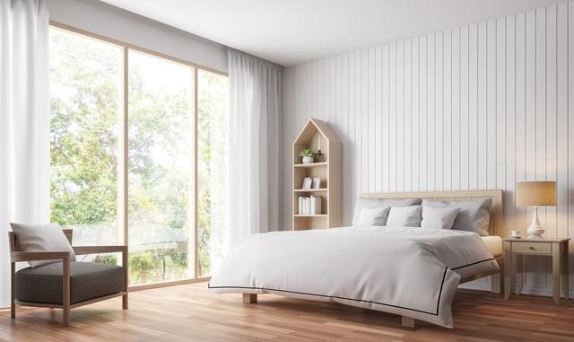 【理想の間取り】「寝室」は通気性の良さと小物用の戸棚を第一に考える
