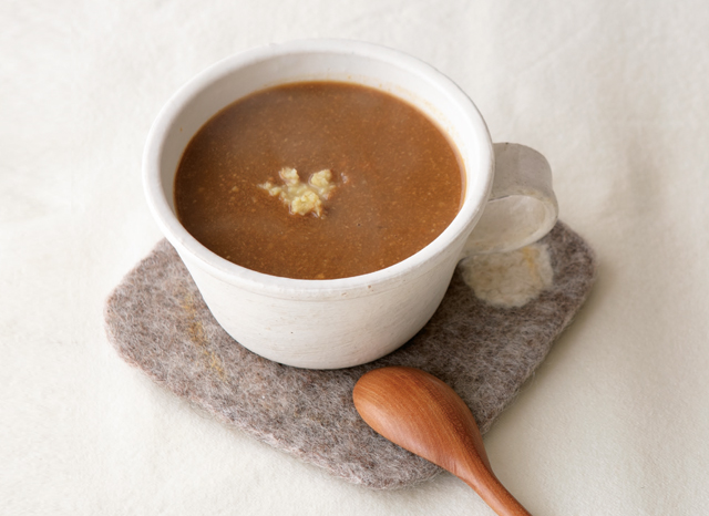 冬の風邪予防に。体を芯から温めてくれる「酒粕コーヒー」のススメ