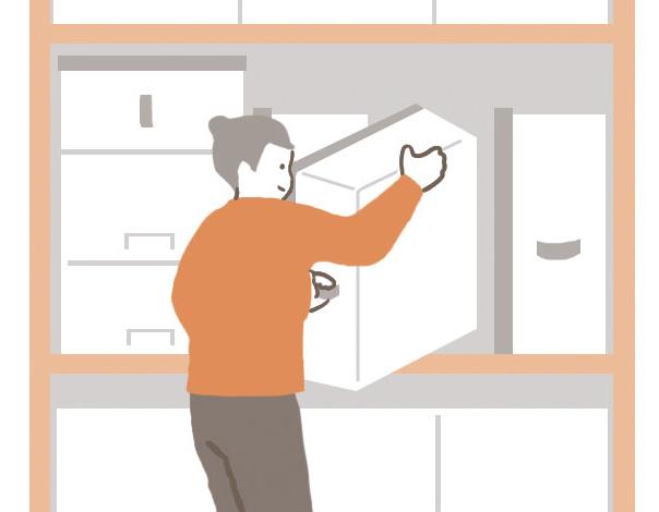 大型収納のコツは縦横奥行き、空間を有効活用する/暮らしが本当にラクになる! ベアーズ式家事事典