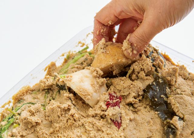 ゆで卵も漬けられるの⁉「ぬか漬け」活用術/快腸!手作り発酵食