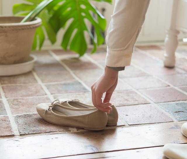 履かない靴はもう処分!苦手でもできる玄関の片付け方/原田さよ