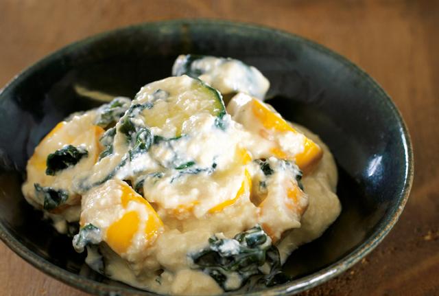 ヨーグルト×味噌で健やかな腸を保ちましょう♪「ズッキーニ」のレシピ2選