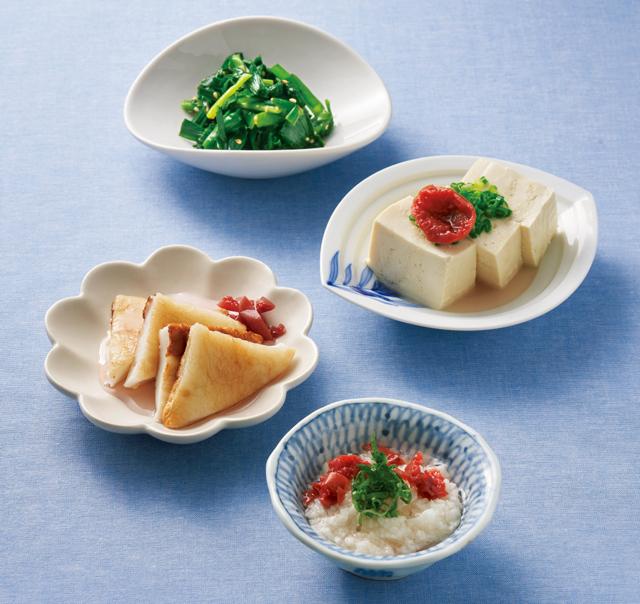 調味料風に使える♪「梅干しサワー」がアクセントの「小鉢料理」レシピ4選
