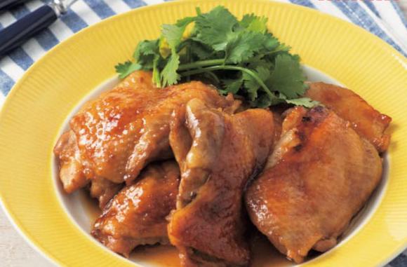 鶏肉おかずのマンネリ打破! 2ステップのチキンガイヤーン/家政婦makoのずぼら1分ごはん