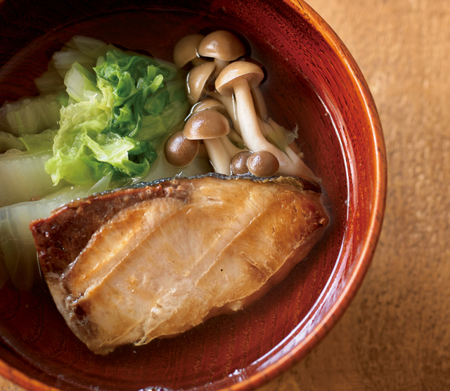 ブリやタラをスープ仕立てで。認知症予防に味わいたい「脳の活性化スープ」レシピ2選