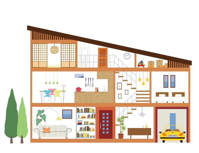「理想の家」なのになぜ不満?建てる前に知っておきたい「間取りプラン」の重要性