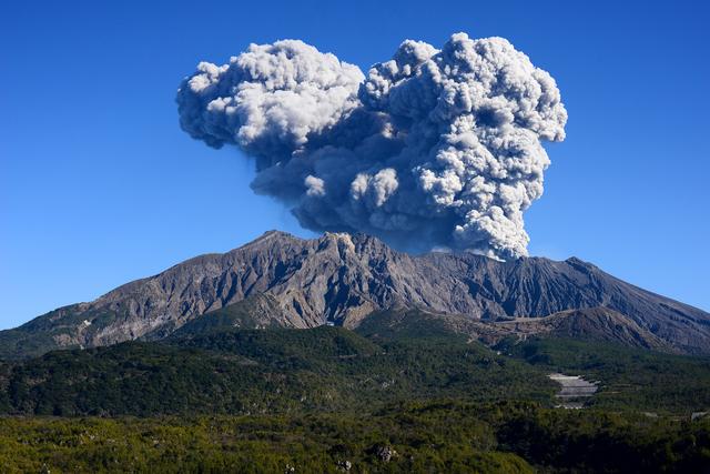 火山大国ニッポン! いざという時、噴火にあわてないための防災対策