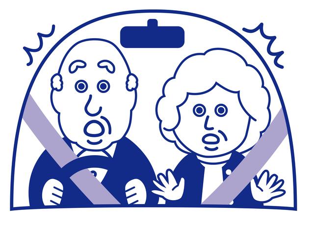 高齢の親が起こした自動車事故...。子供が責任を負うことはあるの...⁉/シニア六法(5)