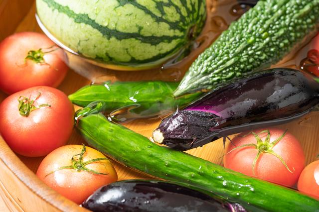 暑~い日には「トマト、なす、ゴーヤ」でひんやり。体の調子が整えられる「薬膳食材」