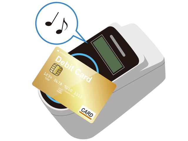 買い物を手早くスマートに。おトクなカードを使ってみましょう!